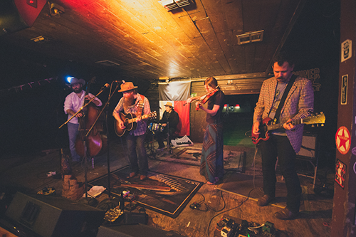 manzy lowry band - cheatham street warehouse